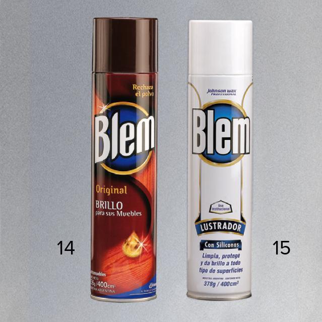 Blem__ Lustrador (Marrón) __Blem__ c_Silicona (Blanco)