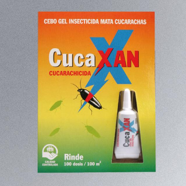Cucaxan_ Gel 5 grs.
