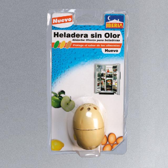 Desodorante Heladera huevo
