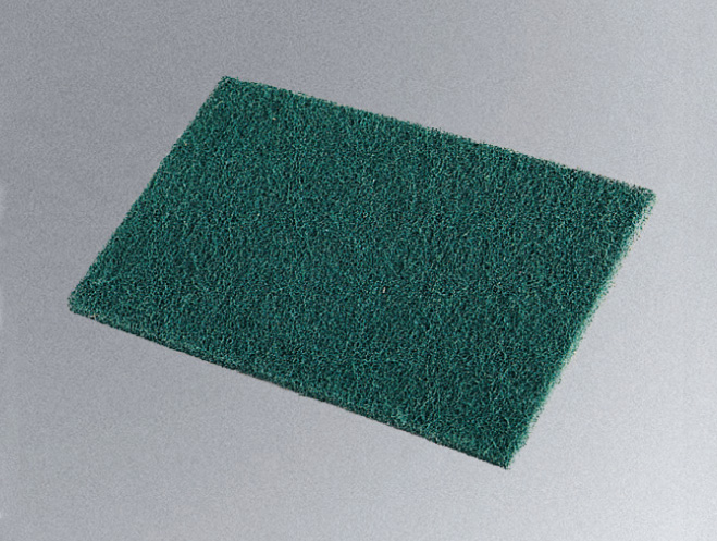 Fibra Verde 12x20 cm.