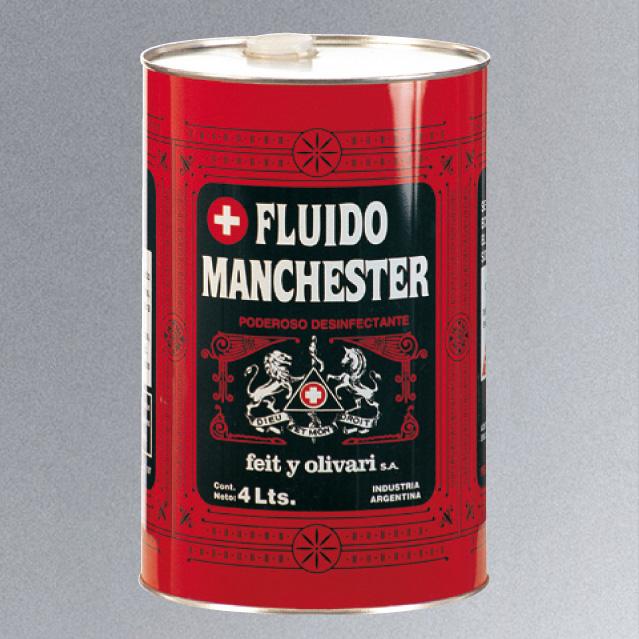 Fluido Manchester 4L