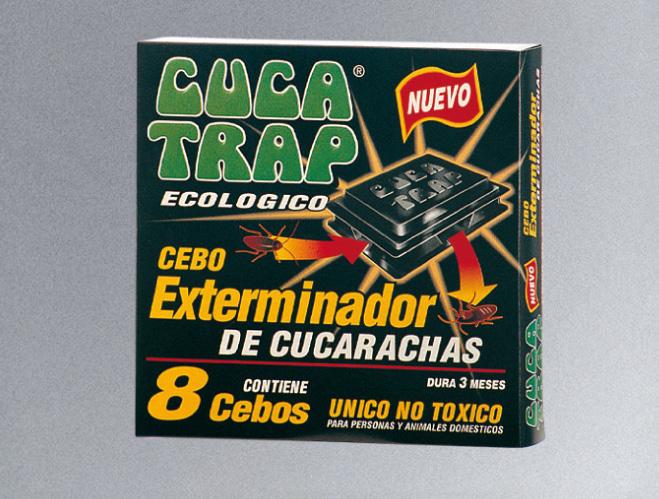 Insecticida _Cuca Trap_ Cebo